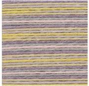 Rico Design Rico Baby Cotton Soft Print 018 Green-Purple