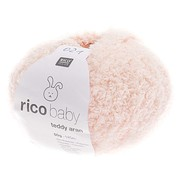 Rico Design Rico Design Baby Teddy Aran 021 Powder