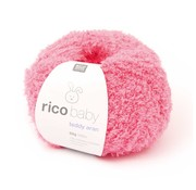 Rico Design Rico Design Baby Teddy Aran 019 Pink