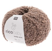 Rico Design Rico Design Baby Teddy Aran 017 Putty