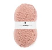 Rico Design Rico Design Creative Soft Wool Aran 007 Powder