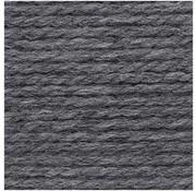 Rico Design Rico Design Creative Soft Wool Aran 017 Grey