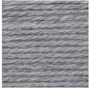 Rico Design Rico Design Creative Soft Wool Aran 016 Light Grey