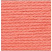 Rico Design Rico Design Creative Soft Wool Aran 010 Coral