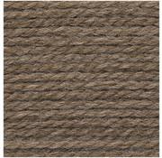 Rico Design Rico Design Creative Soft Wool Aran 004 Brown