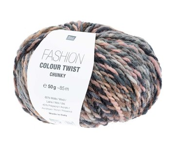 Rico Design Rico Design Fashion Colour Twist Chunky 001