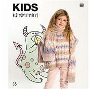 Rico Design Rico Design Kids Handknitting 5