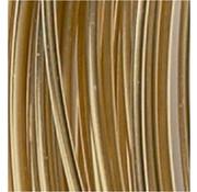 Aluminium draad 2mm Goud - 3m