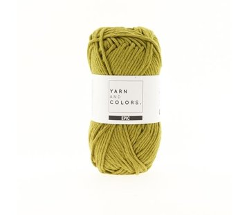 Yarn and Colors Yarn and Colors Epic 89 Gold