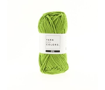 Yarn and Colors Yarn and Colors Epic 83 Peridot
