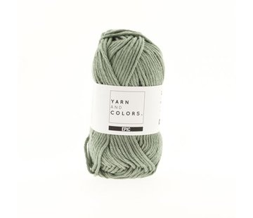 Yarn and Colors Yarn and Colors Epic 80 Eucalyptus