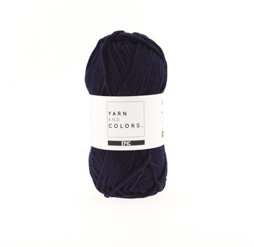 Yarn and Colors Yarn and Colors Epic 59 Dark Blue