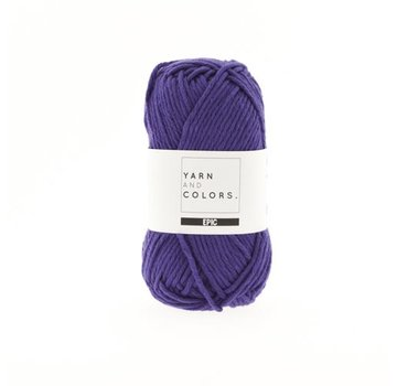 Yarn and Colors Yarn and Colors Epic 57 Clematis
