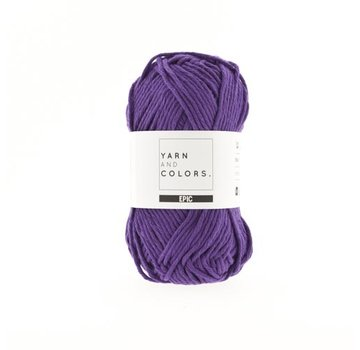 Yarn and Colors Yarn and Colors Epic 55 Lilac