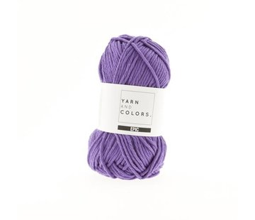 Yarn and Colors Yarn and Colors Epic 53 Violet