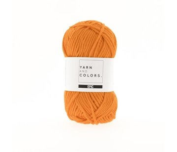 Yarn and Colors Yarn and Colors Epic 20 Orange