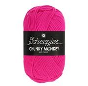 Scheepjes Scheepjes Chunky Monkey 1257 Hot Pink