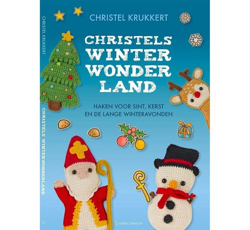 Uitgeverij Christels Winter Wonder Land - Christel Krukkert