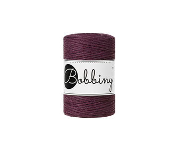 Bobbiny Bobbiny Macrame cord 1,5mm Blackberry