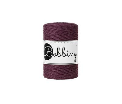 Bobbiny Bobbiny Macrame cord 1,5mm Blackberry