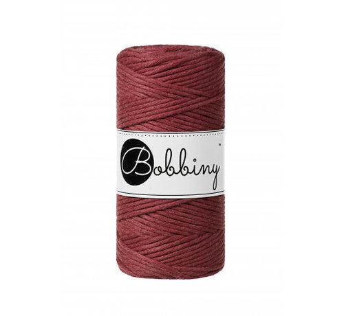 Bobbiny Bobbiny Macramé cord 3mm Wildrose
