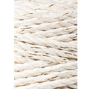 Bobbiny Bobbiny Macramé Triple Twist 5mm Natural golden