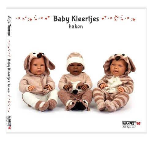 Uitgeverij Baby Kleertjes Haken - Anja Toonen