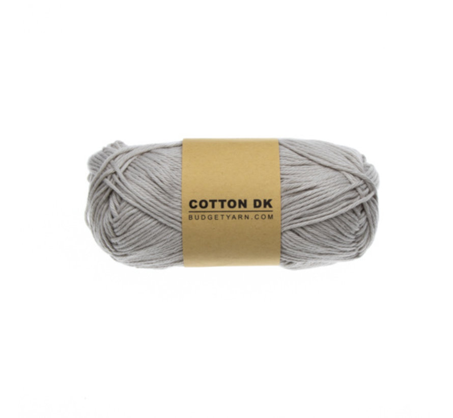 Budget Yarn Cotton DK 004 Birch