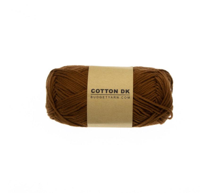 Budget Yarn Cotton DK 026 Satay