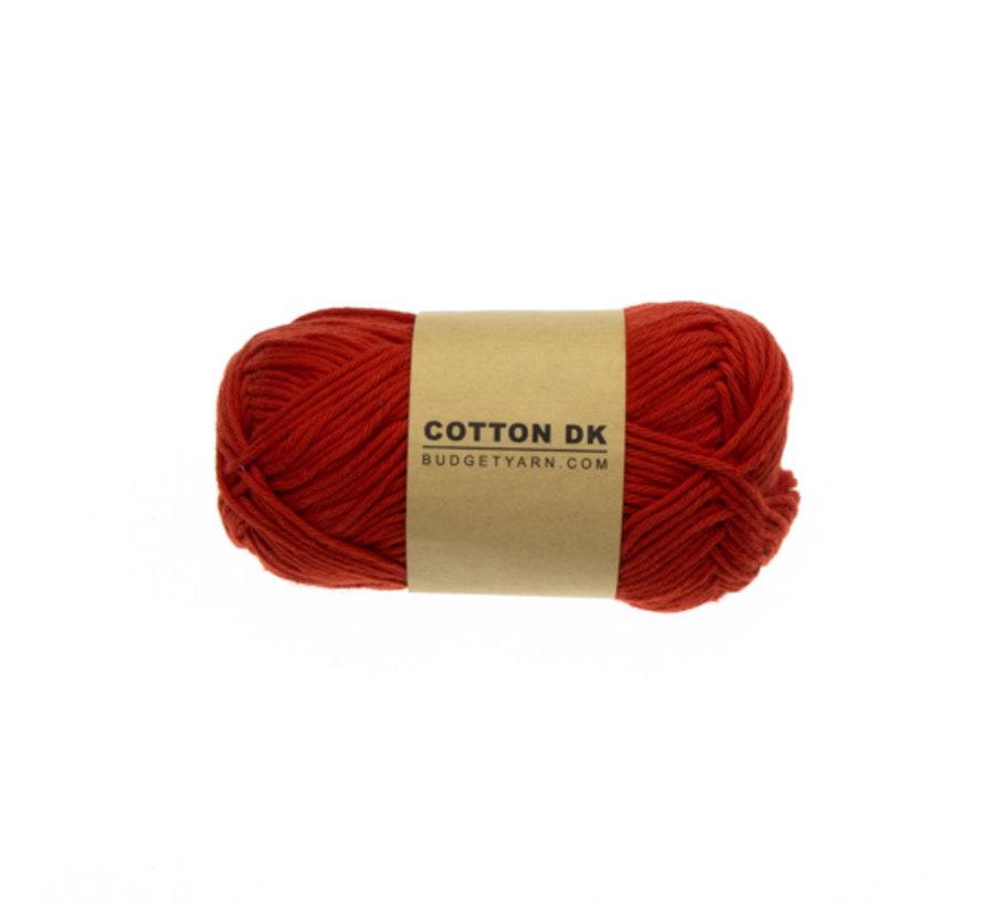 Budget Yarn Cotton DK 032 Pepper