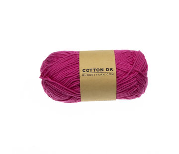 Budget Yarn Budget Yarn Cotton DK 035 Girly Pink