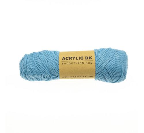 Budget Yarn Budget Yarn Acrylic DK 064 Nordic Blue