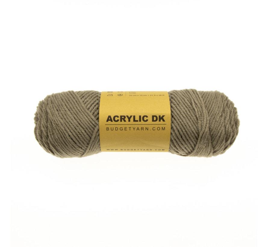 Budget Yarn Acrylic DK 005 Clay