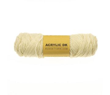 Budget Yarn Budget Yarn Acrylic DK 002 Cream