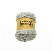 Budget Yarn Budget Yarn Chunky Chenille 095 Kleur: Soft Grey