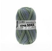 Lang Yarns Super Soxx Color 4 ply 290 CubaLibre