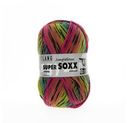 Lang Yarns Super Soxx Color 4 ply 274 Parrot