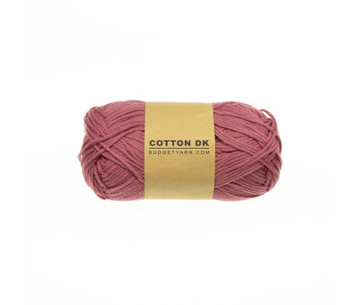 Budget Yarn Budget Yarn Cotton DK 048 Antique Pink