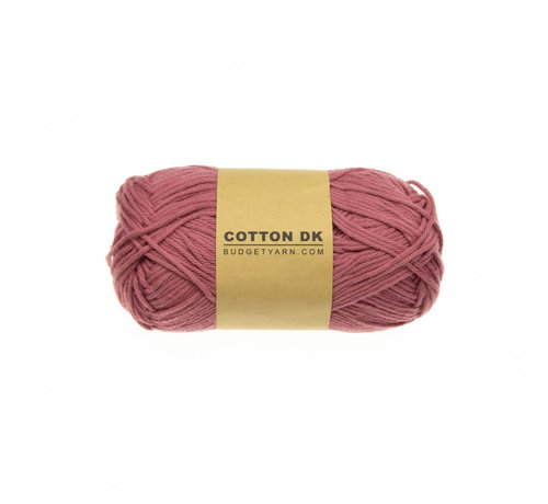 Budget Yarn Budget Yarn Cotton DK 048 Antique Pink