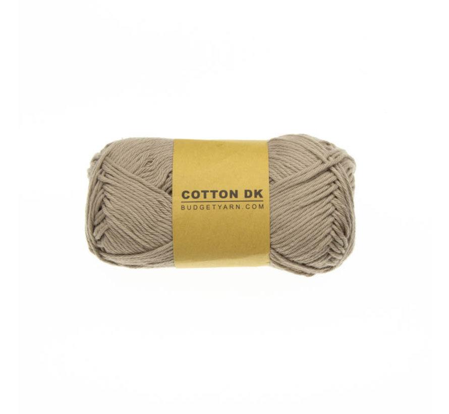 Budget Yarn Cotton DK 005 Clay