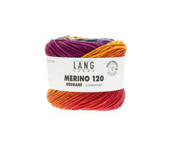 Lang Yarns Lang Yarns Merino 120 Degrade 007