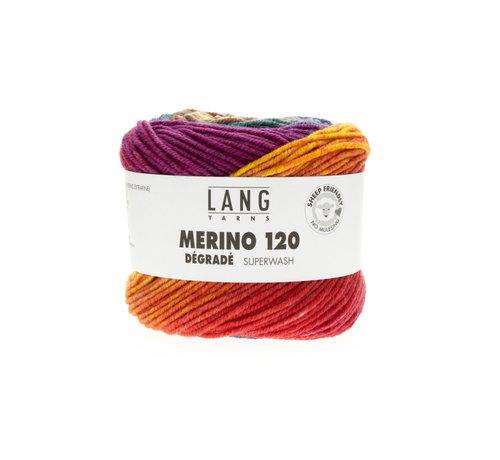 Lang Yarns Lang Yarns Merino 120 Degrade 007