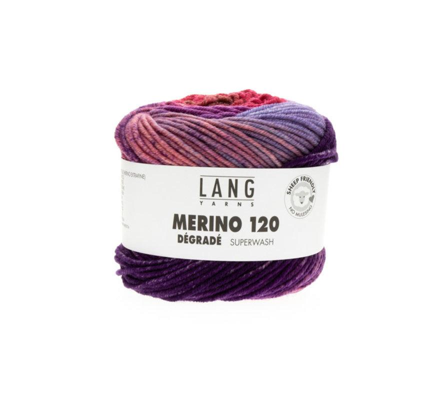 Lang Yarns Merino 120 Degrade 004