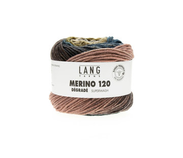 Lang Yarns Lang Yarns Merino 120 Degrade 006