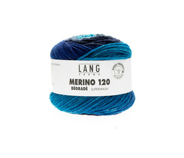 Lang Yarns Lang Yarns Merino 120 Degrade 005