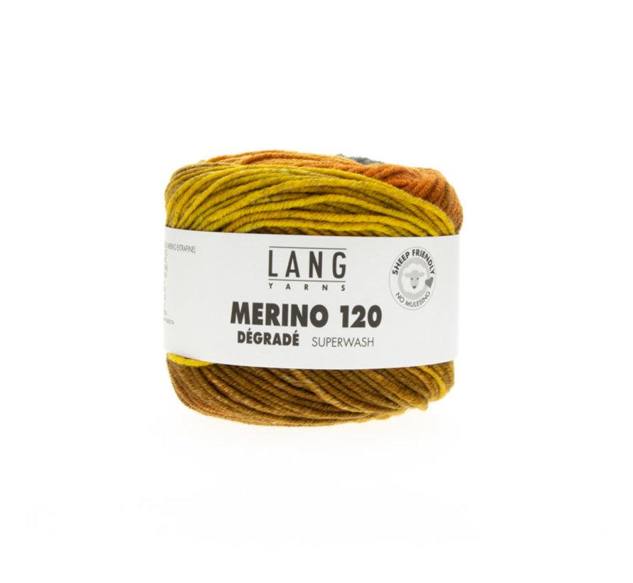 Lang Yarns Merino 120 Degrade 003
