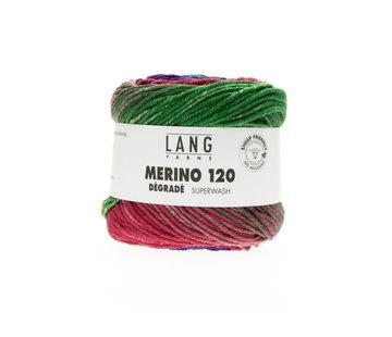 Lang Yarns Lang Yarns Merino 120 Degrade 008