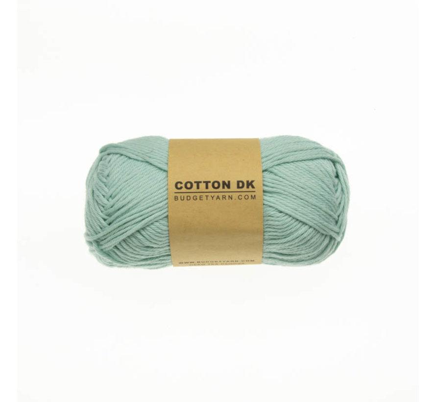 Budget Yarn Cotton DK 073 Jade Gravel