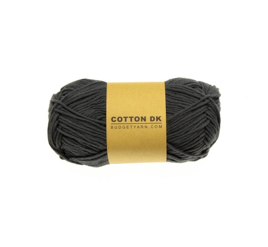 Budget Yarn Cotton DK 098 Graphite