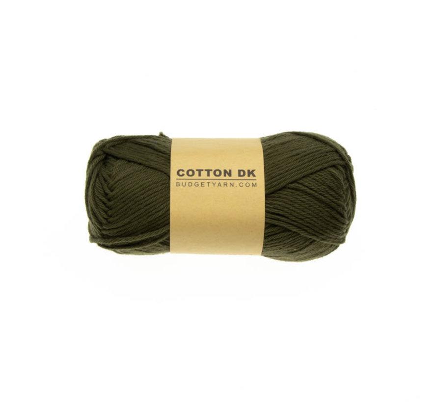 Budget Yarn Cotton DK 091 Khaki